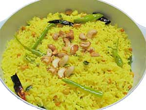 Andhra cuisine recipe andhra dishes andhra food recipes andhra lemon rice recipe forumfinder Choice Image