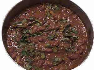 Punjabi recipes indian recipes punjabi vegetarian recipes punjabi punjabi kidney bean curry recipe forumfinder Choice Image