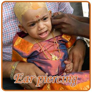 SIGNIFICANCE OF EAR PIERCING-INDIANMIRROR