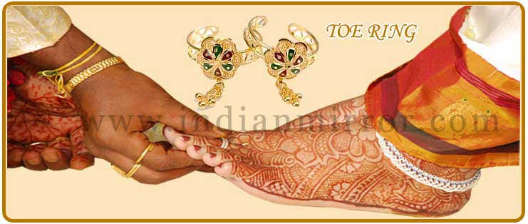 SIGNIFICANCE OF METTI OR THE TOE RING-INDIANMIRROR