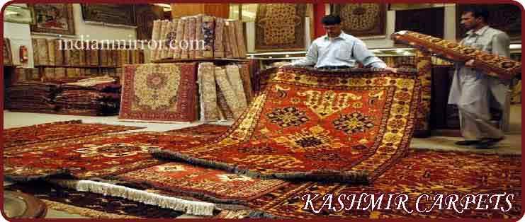 Kashmir Carpet Designs