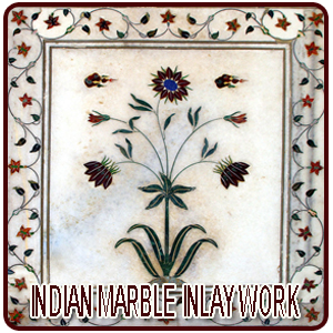 Indian Marble Inlay Work