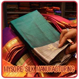 Mysore Silk Manufacturing
