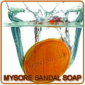 Main Ingredient of Mysore Sandal Soap