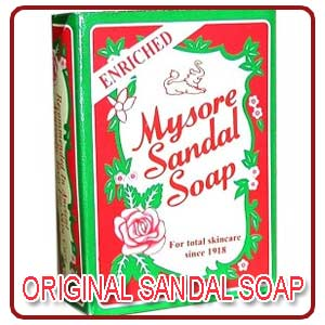 Original Sandal Soap