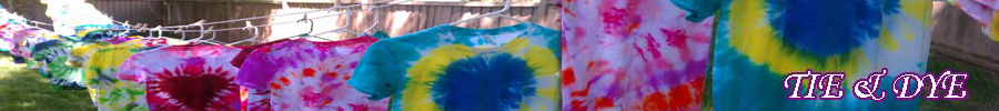 History Of Tie And Dye