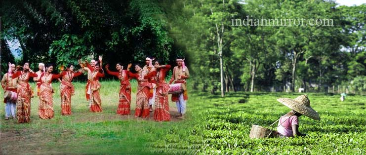 ASSAM - CULTURE AND TRADITION