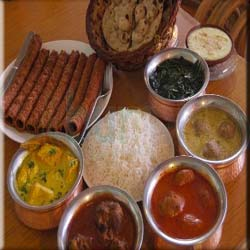 Jammu kashmir culture and tradition rice is the most common staple food of the people of jammu and kashmir one of their favourite dish is hak or karam sag all their meals will be accompanied forumfinder Image collections