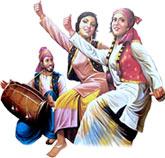 Folk / Tribal Dance