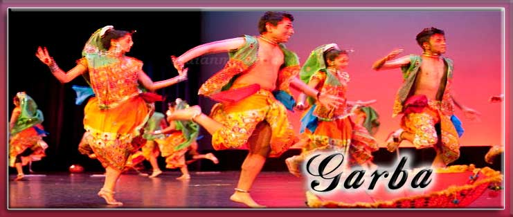 Indian Folk Dance Costumes Garba Indian Folk Dance