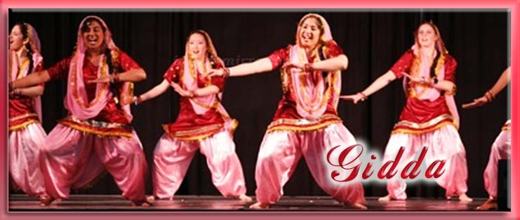 indian folk dance bhangra