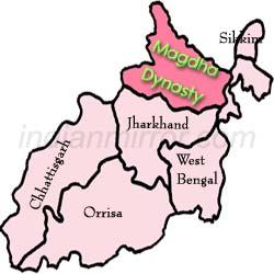 Magdha Dynasty