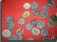 Satavahana Dynasty Coins