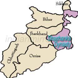 Shashanka Dynasty