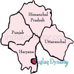 Tuglaq Dynasty