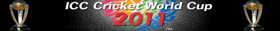 2011 - ICC Cricket World Cup