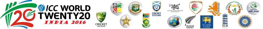 2016 - icc worldcup Cricket