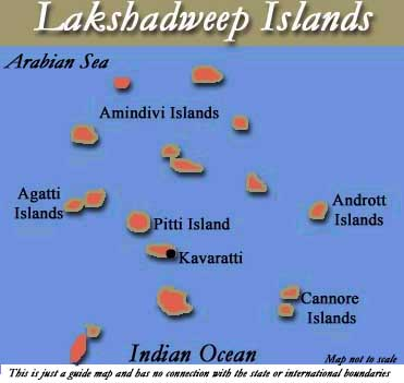 States And Union Territories Lakshadweep