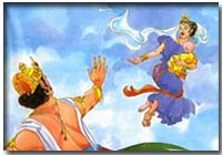 Stories Of Mahabharatha Godess Ganga Bhishma