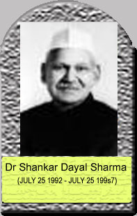 Shankar Dayal Sharma