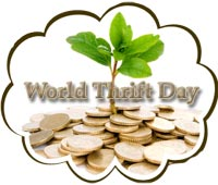 World-Thrift-Day