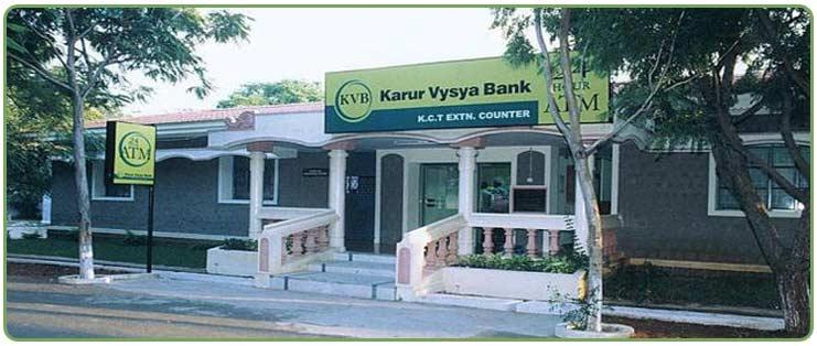 Banking Industry India,Karur Vysya Bank