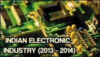 Indian Electronics Industry in 2013-2014