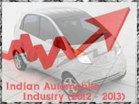Indian Automobile Industry in 2011-2012