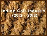 Indian Coir Industry in 2012-2013