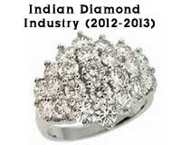 Indian Diamond Industry in 2012-2013