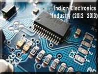 Indian Electronics Industry in 2012-2013