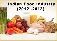 Indian Food Processing Industry in 2012-2013