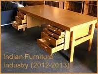 Indian Furniture in 2012-2013