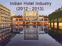 Indian Hotel Industry in 2012-2013