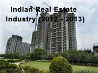 Indian Real Estate in 2012-2013
