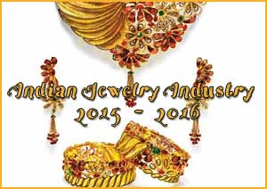 Indian Jewellery industry in 2015-2016