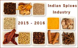 2015-2016 Indian Spices Industry