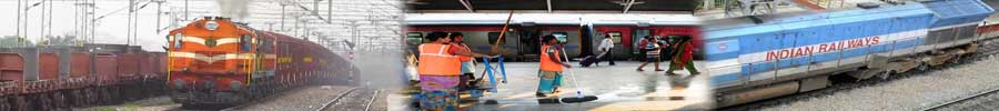 Indian Railway Industry