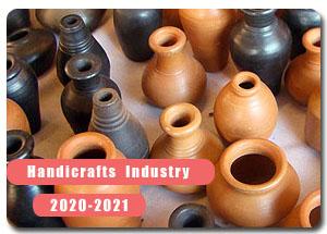 2020-2021 Indian Handicrafts Industry