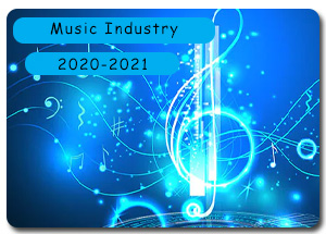 2020-2021 Indian Music Industry