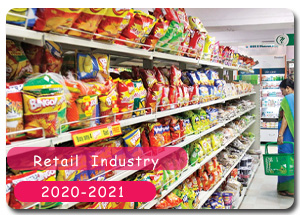 2020-2021 Indian Retail Industry