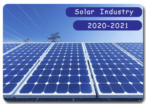2020-2021 Indian Solar Industry