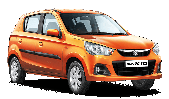 Maruti Suzuki Altok10