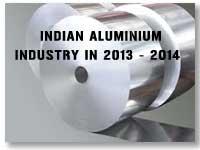 2013-2014 Indian Aluminium Industry