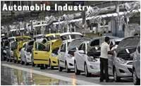 Indian Automobile Industry in 2011-2013