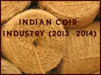 Indian Coir Industry in 2013-2014