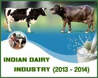 Indian Dairy Industry in 2013-2014