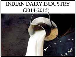 Indian Dairy Industry in 2014-2015