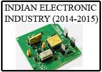 Indian Electronics Industry in 2014-2015