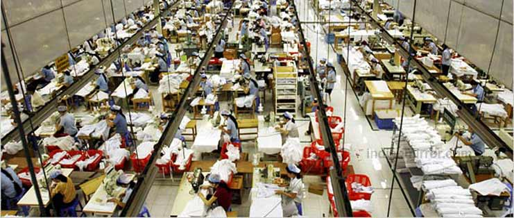 Indian Garment Industry, Garment Industry in India, Garment